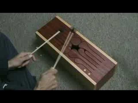 10 Key Tongue Drum (TUD022)