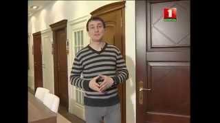 видео Межкомнатные двери со стеклом – лучший выбор