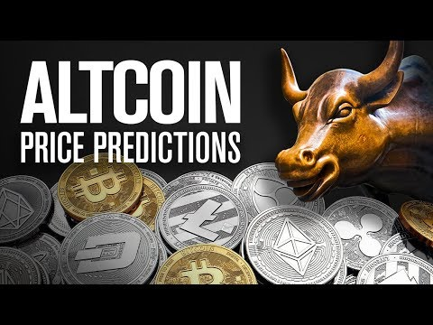Next Bull Run Price Predictions (Altcoins) 🚀🌙