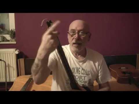 Cigar Box Guitar: