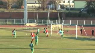 Fezzanese-Grosseto 1-1 Serie D Girone E