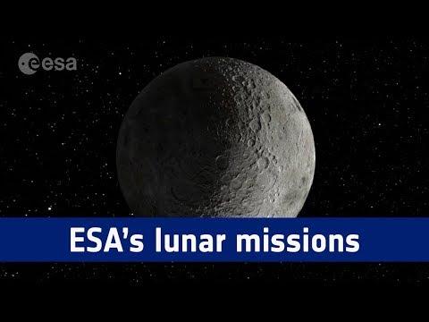 Lunar Exploration – ESA's missions