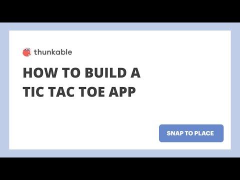 How to Build a Tic Tac Toe App