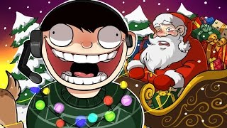 THE VICIOUS GIFT OF CHRISTMAS!! - GMod Hide and Seek Funny Moments