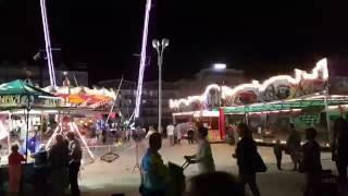 Прогулка по Паралии - экскурсия по Ночному Витязево (Анапа) 2.09.2016