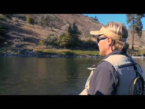 Methow Valley Fly Fishing - Clip 1