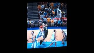 NBA 2K13 - Windmill Self-To Bouncing Alley Oop