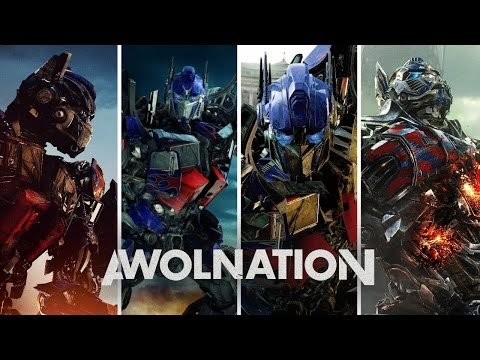 Transformers Cinematic Universe  Sail Awolnation Unlimited Gravity Remix Music