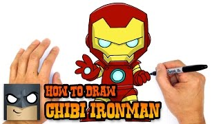 How to Draw Ironman | The Avengers