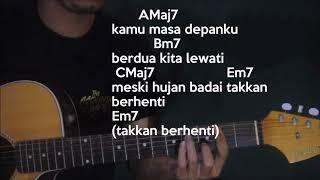 Download Lagu Jaz - Teman Bahagia [Gitar tutorial kord dan lirik] Mp3