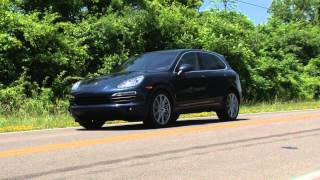 2012 Porsche Cayenne S - Drive Time Review with Steve Hammes