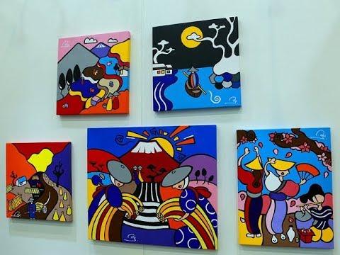 [Nyûsu Show] Tokyo International Art Fair
