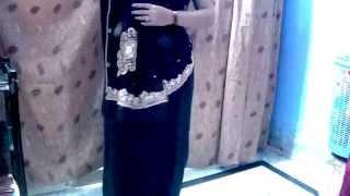 Sari Draping Tutorial - Sidha Palla Style (Right hand Side) Saree Draping