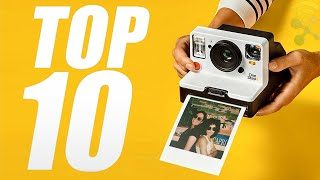10 Best Instant Cameras for 2020 📷 Which is The Best Instant Camera?