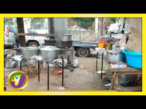 Police Raid Illegal Party   Global Warming   Car Stealing Ring in Jamaica   TVJ News