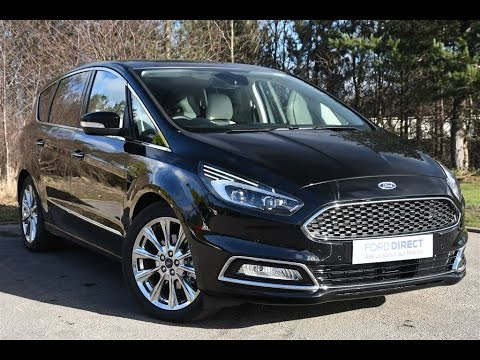used ford s max vignale 2 0 tdci 5dr shadow black 2016. Black Bedroom Furniture Sets. Home Design Ideas