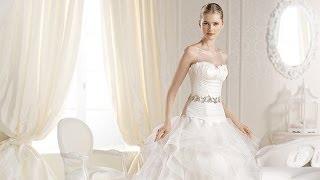 Свадебные платья La Sposa 2014 года www.victoriya-salon.ru