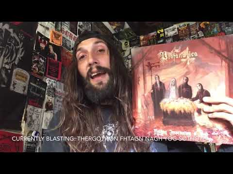 Vital Vinyl Vlog: Profanatica-Rotting Incarnation Of God Mp3