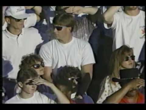 #10 Nebraska Cornhuskers at Oklahoma Sooners - 1990 - Football - 2nd Half