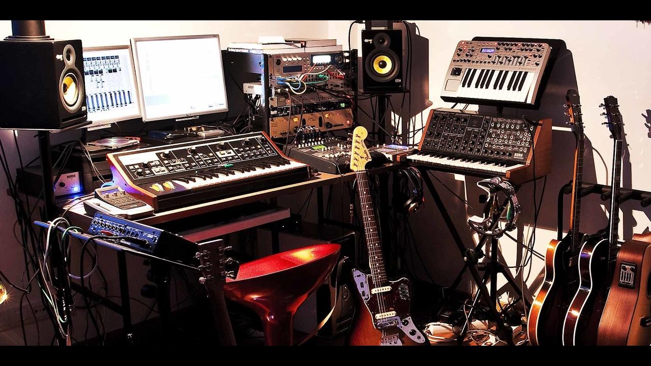 Como Montar Um Home Studio Youtube