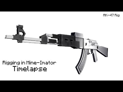 Full Download] Mine Imator Speed Rigging 02 Ak 47