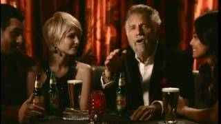 Dos Equis - Stay Thirsty My Friends
