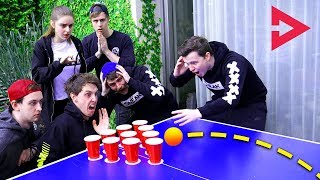 Download CLICK FEAR PONG! Ft. Lazarbeam, Muselk, Loserfruit, Crayator, BazzaGazza & Marcus Mp3 and Videos