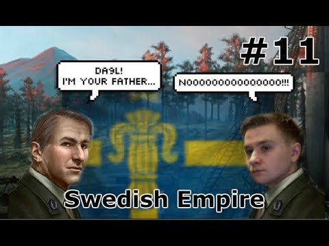 Hearts of Iron 4 - Road to 56 - Swedish Empire - Part 11