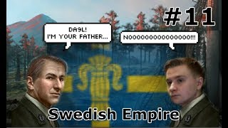 Hearts of Iron 4 - Road to 56 - Swedish Empire - Part 11