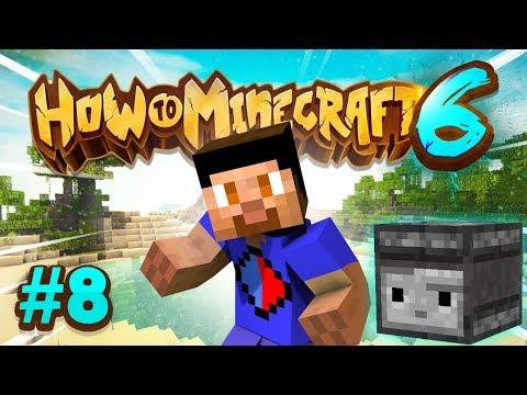 MY FIRST AUTOFARM! - How To Minecraft #8 (Season 6)
