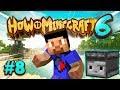 Video MY FIRST AUTOFARM! - How To Minecraft #8 (Season 6)