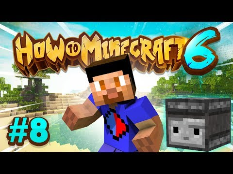 MY FIRST AUTOFARM! - How To Minecraft #8 (Season 6)