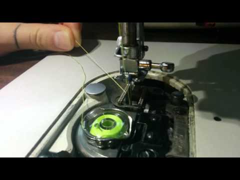 Top Thread Won't Catch Bobbin Thread YouTube Interesting Sewing Machine Not Picking Up Bobbin Thread