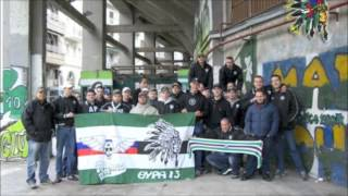 TOGETHER FOREVER-BROTHERS FOREVER     PANATHINAIKOS-RAPID WIEN