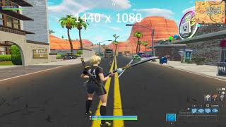 Cẩm Nang Fortnite : How to Build 90's Like Magin and Mongraal | Setting Stretched Resolution (PC)