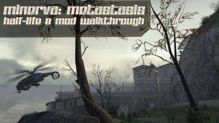Minerva: Metastasis (HL2) - mod walkthrough