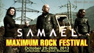 Samael - Ceremony of Opposites / The Truth Is Marching On (Live Maximum Rock, Bucharest, 25.10.2013)