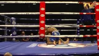 Didier Zaalman vs Bernard Levison