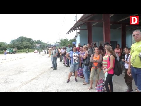 Crisis del transporte en Sancti Spíritus