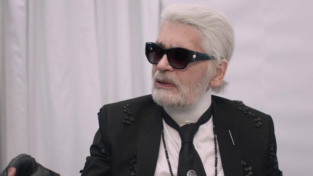 Karl Lagerfeld 2019