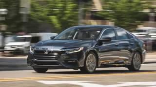 2019 Honda Insight car review