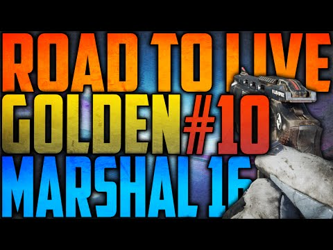 GAAT WEER FOUT! - Road to Live Golden Marshal #10 (COD: Black Ops 3)