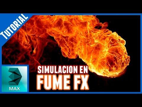 Simulacion en FumeFX y 3DMax || Tutorial