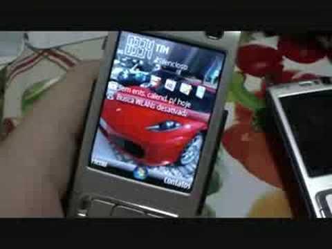 Nokia N95 - REVIEW RÁPIDO - EM PORTUGUÊS