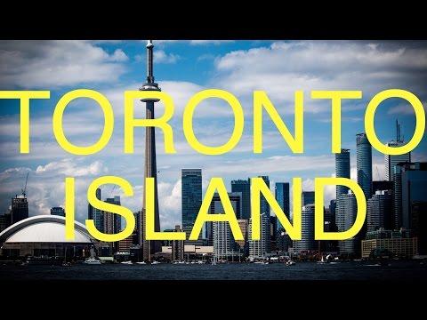 Exploring Toronto island