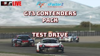 rFactor 2 - GT3 Contenders Pack Test Drive