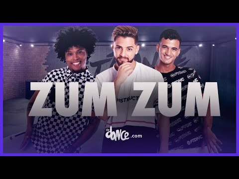 Zum Zum - Daddy Yankee Arcangel Rkm & Ken-Y  FitDance Life Coreografía