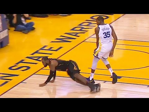 Kevin Durant SHUTS UP LeBron James For Thinking He's Better than Him! Cavaliers vs Warriors