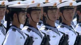 China - Hell March - the largest army in the world