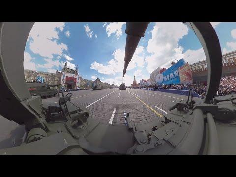 Видео 360: Самоходная